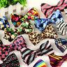 Men High Quality Bowtie Novelty Wedding Adjustable Party Tuxedo Bow Tie Necktie