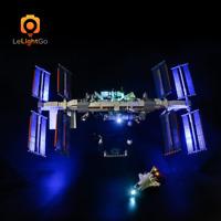 LED Light Kit For LEGO 21321 International Space Station LEGO Ideas 21321 light