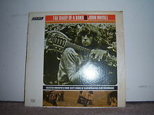 "London PS-570 John Mayall - The Diary of A Band 1968 12"" 33 RPM"
