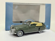 Ho Oxford Diecast #41003 Lincoln Continental '41 Convertible - Pewter - New