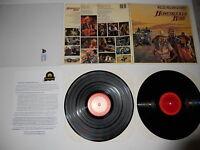 Honeysuckle Rose Willie Nelson, Emmylou Harris 1st Press Soundtrack ULTRASONIC