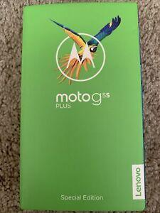 Motorola Moto G5S Plus XT1806 - 32 GB - Lunar Grey (Unlocked) Smartphone