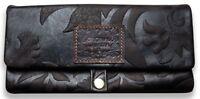Original Kavatza Leder Tabaktasche P - diverse Designs - Joint Tasche Beutel NEU