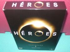 HEROES - 1 TEMPORADA COMPLETA - 7 DVDS -