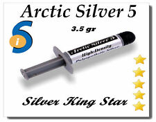 Arctic Silver 5 Thermal Paste 3.5 Artic Heatsink Compound Pate thermiqueThermic