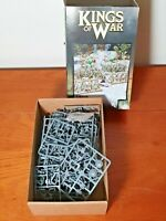 Mantic Games MGKWE110 Elf Army fantasy Play Set not made or painted collectable
