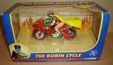 BATMAN THE ROBIN CYCLE CORGI 2005