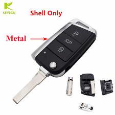New Modified Golf 7 Stylish Remote Car Key Shell Case for Volkswagen Seat Skoda