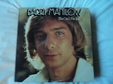 Barry Manilow ‎– This One's For You Arista ‎– AL 4090  US import LP ~ EX / VG