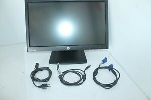 "HP Compaq L2206tm 21.5"" Monitor Touch Screen 1920x1080 LED DisplayPort VGA DVI"