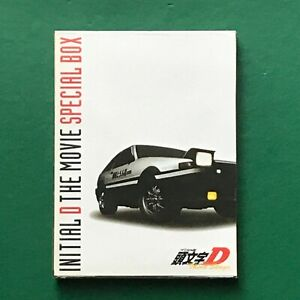Initial D The Movie Special Box with English/Chinese Subtitles - All Region