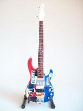 Guitare basse miniature Flea Red Hot Chili Peppers