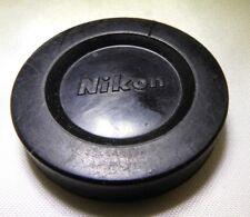 34.5mm ID Plastic Nikon Front Lens Cap Slip on Worldwide