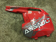 10 11 12 13 14 Polaris Rush Assault RMK Side Panel Left Pro Ride