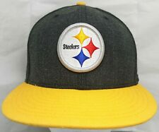 Pittsburgh Steelers NFL New Era 59fifty fitted cap/hat