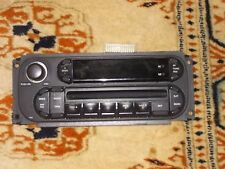 02-07 Dodge Chrysler Jeep Radio CD Face Plate P05091506AD