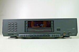 Philips CD 940 CD Player Compact Disc Spieler 10er Tastatur Digital out Hi-1536