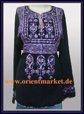 Tunique tunique robe avec zartlila rose broderies largeur de poitrine mesurée 55 cm Tunique a252