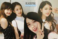 Kpop BLACKPINK Poster #J04 Jennie Lisa Rosé Jisoo