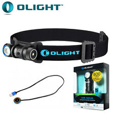 Olight H1 Nova Headlamp, 600Lm Rechargeable Camping Hunting Fishing