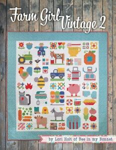 Farm Girl Vintage 2 by Lori Holt of Bee in my Bonnet for It's Sew Emma