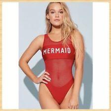 New Forever21 Mermaid One Piece Swimsuit Medium