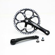 Veluta Corsa Comp Crank 34//50 Tooth 175mm for Square Taper BB New In Box