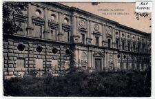 POSTAL GRANADA. ( ALHAMBRA ) Palacio de Carlos V. Ref: TC00181