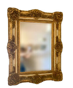 Large Decorative Ornate Mirror
