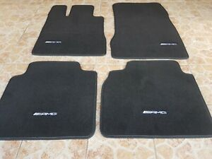 2000-2006 Mercedes-Benz S55 AMG FLOOR  MATS Long W220 S430 S500 S600