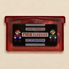 NES Games 150 in 1 for Nintendo Game Boy Advance GBA NDS SAVE STATES Super Mario