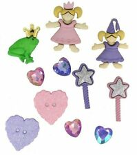 Jesse James Dress It Up Buttons Little Princess Girls # 5812 Sewing Crafts