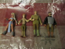Disney's Atlantis set of 4 action figures