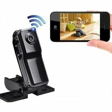 MINI VIDEOCAMERA WIFI + SD 8 GB IP CAMERA DIGITALE MICRO TELECAMERA SPORT SOFT