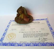 Colette Tom Clark Gnome 1984 Certificate of Authenticity