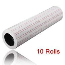 Price Tag Label Roll- With Self Adhesive for Price Guns