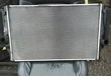 TOYOTA RAV4 2.2 d4d 2006 2007 2008 2009 2010 2011 2012 Manual Radiator (water)
