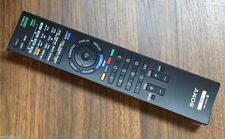 SH Sony RM-YD037 Bravia LED TV Remote For KDL40NX700 KDL46NX700 Original New