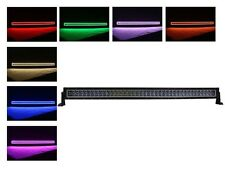 """30"""" 32″ rgb halo light kit for led light bar fits curved or straight ! 30in 32in"""
