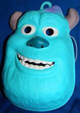 SULLEY The Monster Mask - Life Like Great Mask - Famous Cartoon Character.