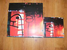 "U2 The Fly 7"" + 12"" singles VG/VG"