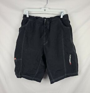 Louis Garneau Cyclo Shorts 2 Men's Black Padded Cycling Shorts sz XXL