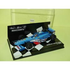 BENETTON PLAYLIFE B198 A. WURZ MINICHAMPS 1:43