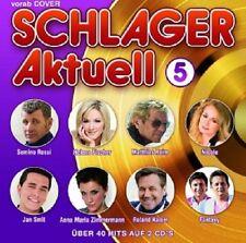 Matthias metafísíco/Roland Kaiser/Semino Rossi/+ - canzonette attualmente 5 (2 CD) NUOVO