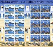 Europa CEPT 2004 vacanze-Jersey 1119-20 piccoli archi **