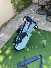 Brand New Light Blue Stitch SL2 Golf Bag
