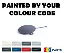 NEW AUDI A4 ALLROAD FRONT BUMPER TOW HOOK COVER CAP PAINTED BY YOUR COLOUR CODE