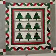 Scrappy Christmas Trees Quilt Top Pattern By Alicerose Designs