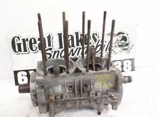 Ski Doo Rotax 377 380 F/C Snowmobile Engine Crankshaft Cases Safari Formula S