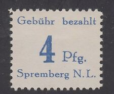 GERMANY, 1946. Local Post Spremberg Mi 2, Mint *